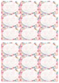 иконка Шаблон этикеток мини 5